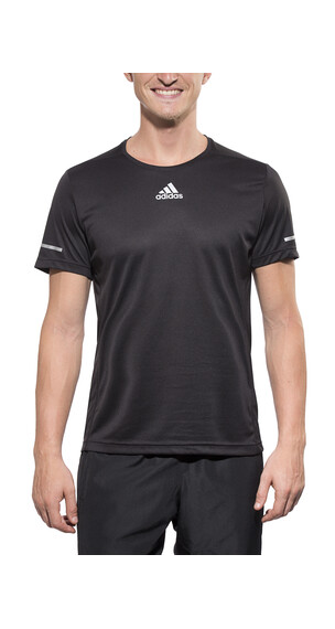 adidas Sequencials CC Run - Camiseta Running Hombre - negro